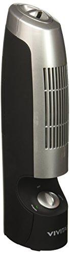 Vivitar Quiet Desktop Air Purifier and Ionizer by Vivitar