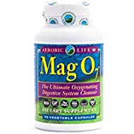 Aerobic Life Mag 07 Oxygen Digestive System Cleanse and Detox Capsules, 90 Count