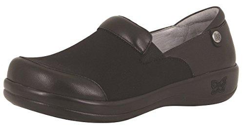 Nappa Shoe Keli Professional Alegria Black Women's YXAqUA