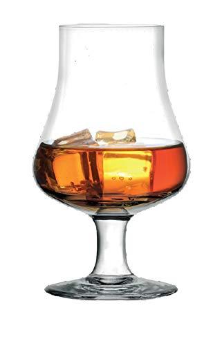 Cuisivin Glendale Whiskey Nosing Glass, 6.5oz, Clear