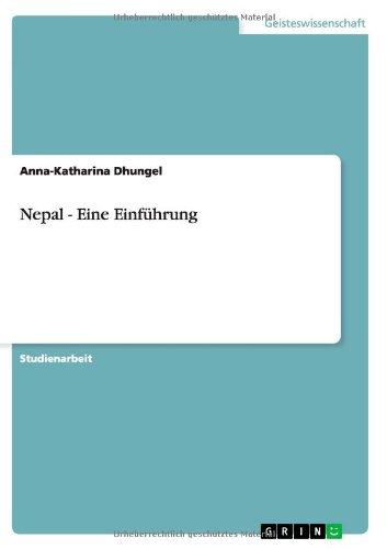 Nepal - Eine Einführung