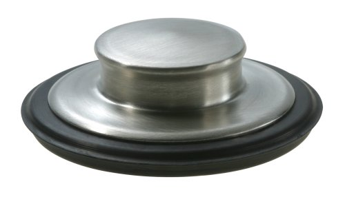 InSinkErator  STP-SSB Sink Stopper for Garbage Disposals, Stainless by InSinkErator