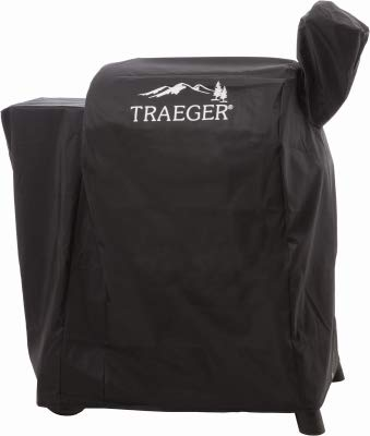 (Traeger Grills BAC503 Pro 575/22 Series Full Length Grill Cover, Black)
