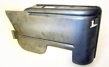 The Parts Place A Body Lower Convertible Rear Ash Tray Panel - Left Hand Panel