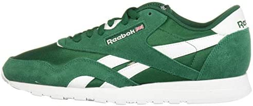Reebok Men's Classic Nylon Fashion Sneaker 8
