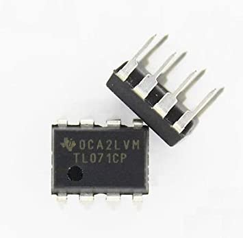 Amazon.com: 20PCS TL071 TL071CP DIP-8 LOW NOISE JFET INPUT ...