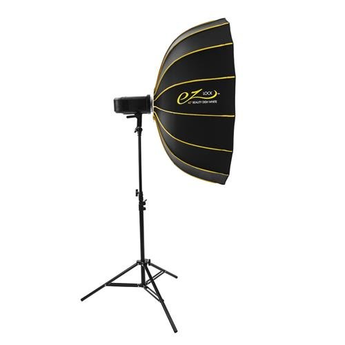 Glow EZ Lock Collapsible White Beauty Dish (42'') by Glow (Image #2)