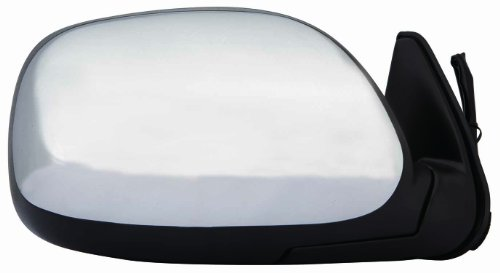 Depo 312-5409R3EC Chrome Passenger Side Power Non-Heated Mirror