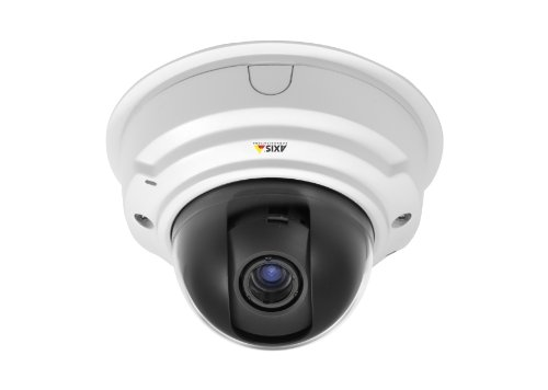 Axis Communications 0512-001 1 MP Fixed Dome Outdoor Network Camera (Svga Network Camera)