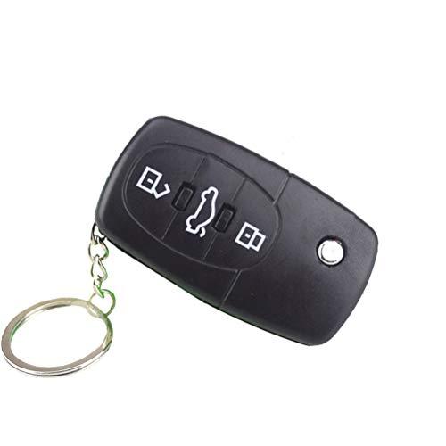 WBTY Electric Shock Gag Car Remote Control Key, Funny Trick Joke Prank Toy Gift Practical Tricky Car Toy Spoof Toy April…