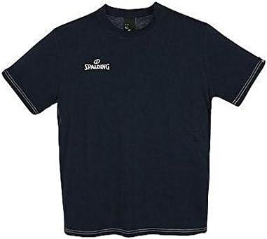 Spalding Team II T-Shirt Camiseta Beb/é-Ni/ños
