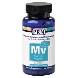 Physician Recommended Nutriceuticals Prn Macular Vitamin Mv Areds 2