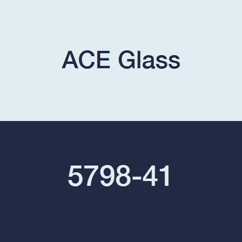 30cm Length Ace Glass Incorporated 32 mm ID ACE GLASS 5798-41 Series Shield with Cap