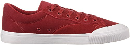 Emerica Indicator Lage Skate Schoen Rood / Wit