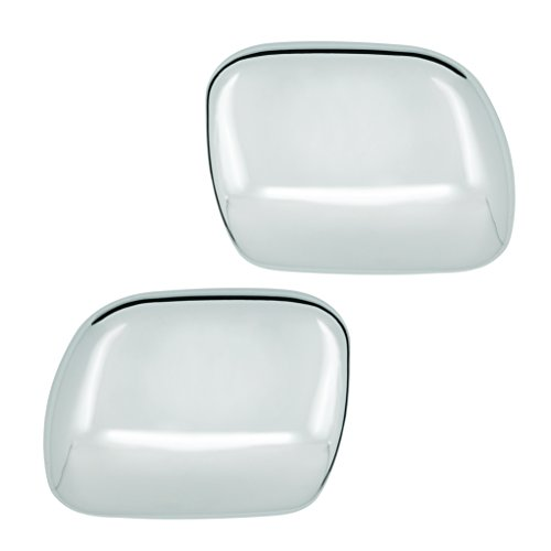 EAG 99-07 Ford F-250/F-350/F-450/00-05 Ford Excursion Mirror Cover Triple Chrome Plated ABS