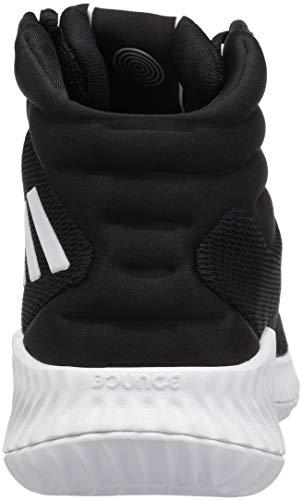 gris Bounce Hombre Pro blanco 2018 Adidas Negro WTxqa4vwnR