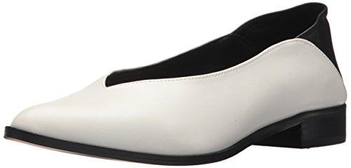 Shellys London Mujeres Gladys Ballet Flat White