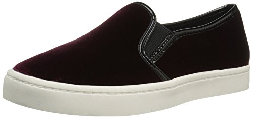 Report Women's Areva Fashion Sneaker, Burgundy, 8.5 M US