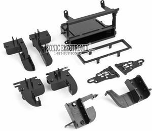 Metra 99-7417 Installation Multi-Kit for Select 1993-2004 Nissan Vehicles -Black ()