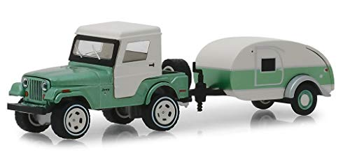 Greenlight 32160-B Hitch & Tow Series 16-1972 Jeep for sale  Delivered anywhere in USA
