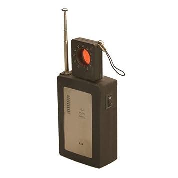 SPY HAWK Productos de Seguridad Maxi-Tech Pocket Defender Personal Detector de barrido de errores GPS, Buscador de lentes de cámara - ESPAÑOL MANUAL DE ...