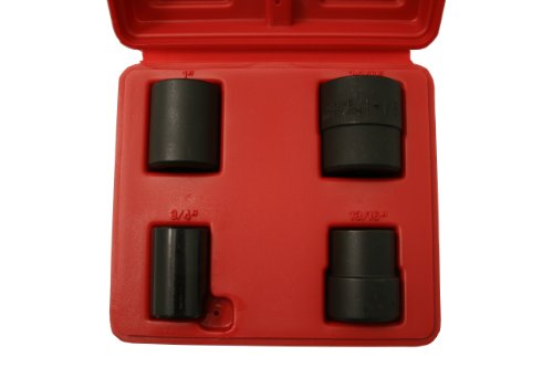 CTA Tools A154 4-Piece Lug Nut Remover Socket Set