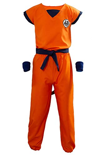 Boy Scout Costumes For Babies - Unisex Child Dragon Ball Z Son