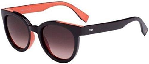 Fendi COLOR FLASH FF 0150/S U4S/DZ violet salmon/mauve Sunglasses