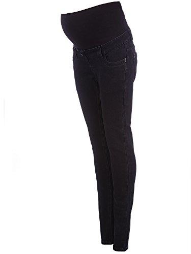 Femme Grossesse Funmum Bleu Spécial Denim MaternityJeans N8nwm0