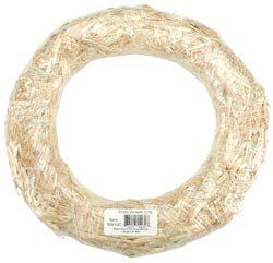 (Straw Wreath 24