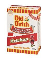 Old Dutch Ketchup Chips - 220g Box {Imported from - Chips Ketchup