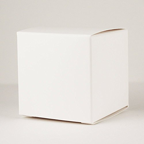 Made in USA - 2 Inch Cube Favor Box (2