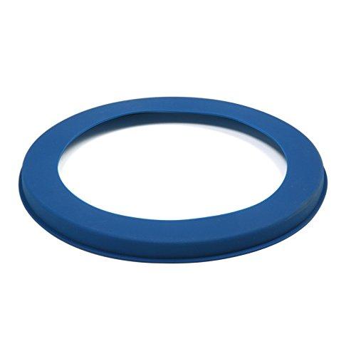 Norpro Pie Crust Shield, Blue