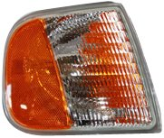 TYC 18-3371-61 Ford Front Passenger Side Replacement Parking/Signal Lamp