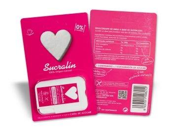 Edulcorante Sucralín Comprimidos 120 Uds: Amazon.es ...