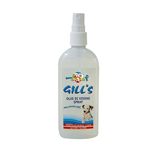 Croci Gill's Huile de Vison Spray pour Chien 150 ML C3052059