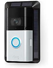 Zonnelader voor de Ring Video Doorbell 3 en Ring Video Doorbell 3 Plus