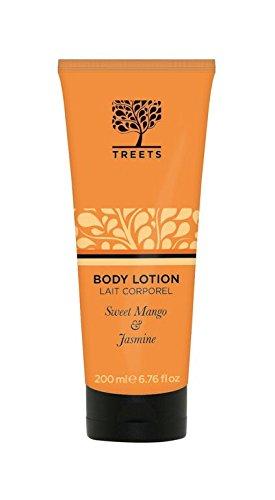 Treets Bodycare Body Lotion Sweet Mango and Jasmine 200ml