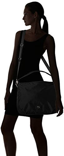 black Aisha Shoulder Black Woman Bogner Bag Black wBCqPnRxc