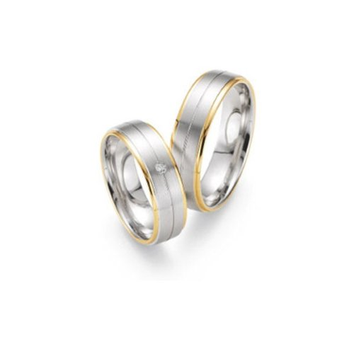Trau – Anillos – Alianzas – Amistad Anillos de Compromiso – oro – Plata