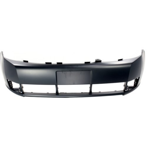 Front Bumper Cover Compatible with FORD FOCUS 2008-2011 Primed Sedan (2010-2011 S/SE/SEL Models) ()