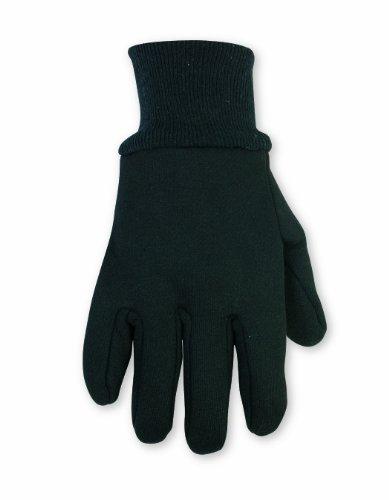 - CLC Custom Leathercraft 2013 Cotton Jersey Gloves, Fleece Lined, One Size