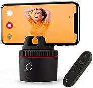 Pivo Pod Red with Remote Control - Auto Tracking Smartphone Pod - Handsfree Face Body Motion Tracking Camera P