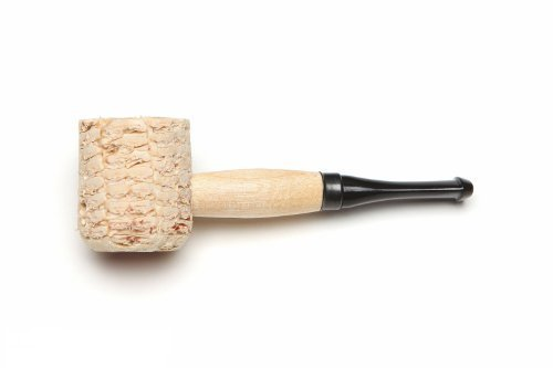 - Missouri Meerschaum Mini Natural Corncob Tobacco Pipe