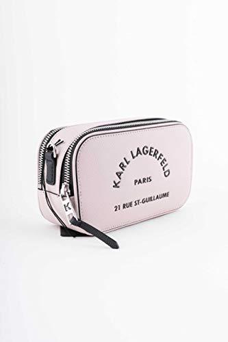 Karl Lagerfeld dam Rue St Guillaume axelväska Hazelwood