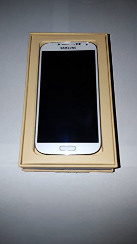 Samsung Galaxy S4 M919 Unlocked GSM 4G LTE Android Smartphone - White Frost