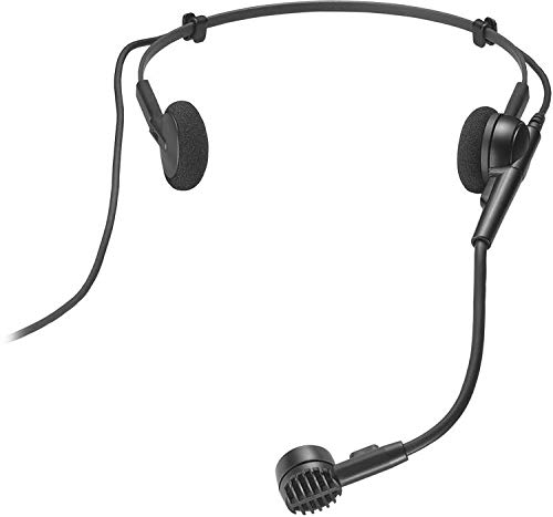 - Audio-TechnicaPro 8Hech Hypercardioid Dynamic Headworn Microphone