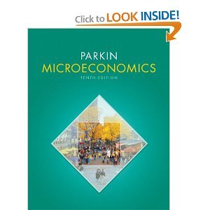 Download Microeconomics 10th (Tenth) Edition byParkin pdf