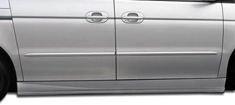 Compatible With xB 2004-2007 Brightt Duraflex ED-RLR-283 F-1 Side Skirts Rocker Panels 2 Piece Body Kit