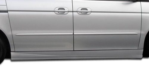 (Duraflex ED-ZRM-046 R34 Side Skirts Rocker Panels - 2 Piece Body Kit - Compatible For Honda Odyssey 1999-2004)